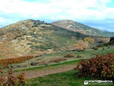 Pico Cerillón - La Morra - Montes de Toledo; excursiones de un día desde madrid